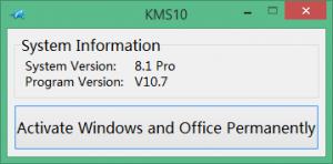 kms activator windows 10 pro 64 bit
